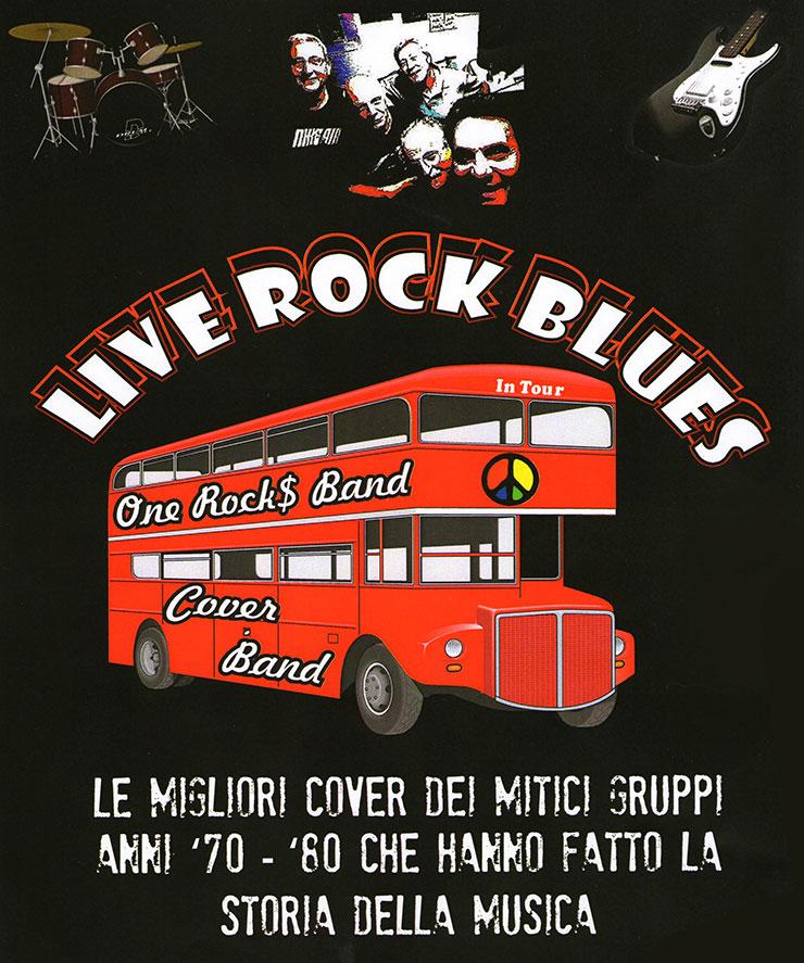 One rock band anni 70 80 in concert globolive for Migliori gruppi rock attuali